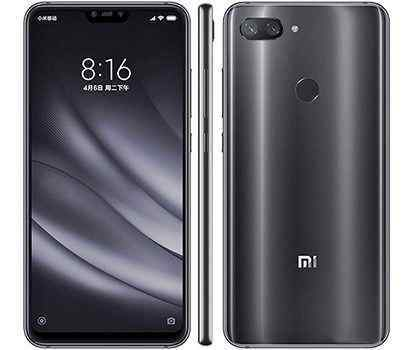 "Xiaomi Mi 8 Lite 4/64GB Midnight Black 6.26"" Global vers Гарантія!-www.uvseh.com"